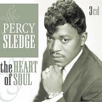 Percy Sledge (Перси Следж): The Heart Of Soul