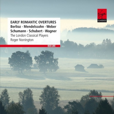 Roger Norrington (Роджер Норрингтон): Early Romantic Overtures