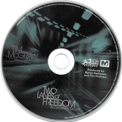 Tim Mcgraw (Тим МакГроу): Two Lanes Of Freedom