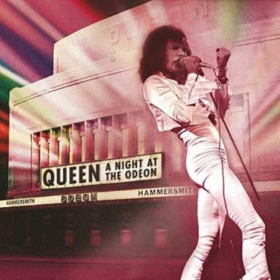 Queen (Квин): A Night At The Odeon