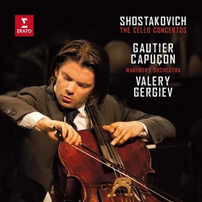 Gautier Capucon (Готье Капукон): Cello Concertos Nos. 1 & 2