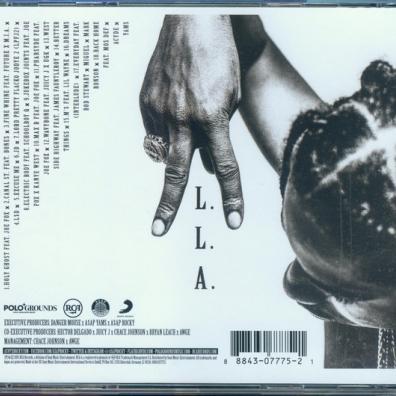 A$AP Rocky (Асап Роки): At.Long.Last.A$AP