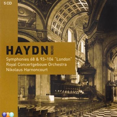 Nikolaus Harnoncourt (Николаус Арнонкур): London Symphonies