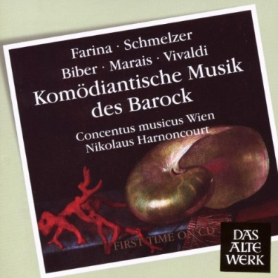 Nikolaus Harnoncourt (Николаус Арнонкур): Komediantische Musik Des Barock (Daw 50)