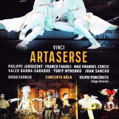 Philippe Jaroussky (Филипп Жарусски): Artaserse