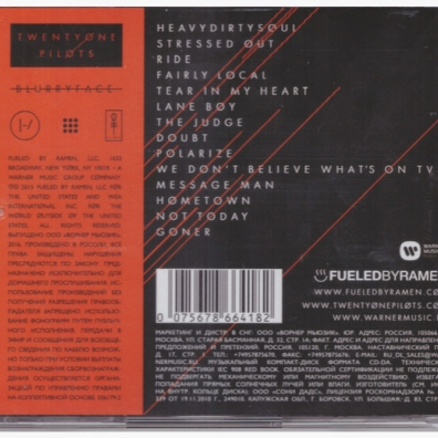 Twenty One Pilots: Blurryface