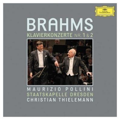 Maurizio Pollini: Brahms: Piano Concertos Nos.1 & 2