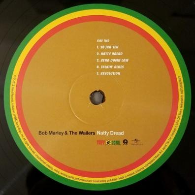 Bob Marley (Боб Марли): Natty Dread
