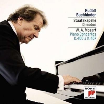 Rudolf Buchbinder: Piano Concertos, K. 466, K. 467