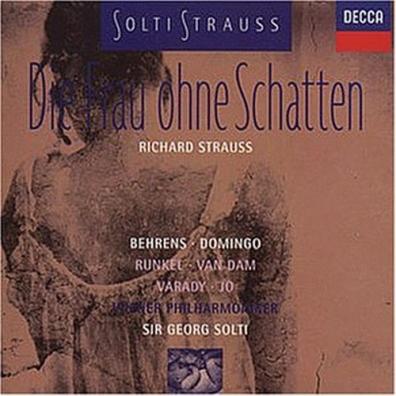 Sir Georg Solti (Георг Шолти): R. Strauss: Die Frau ohne Schatten