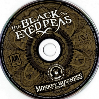 Black Eyed Peas (Блэк Айд Пис): Monkey Business