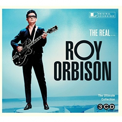 Roy Orbison (Рой Орбисон): The Real... Roy Orbison