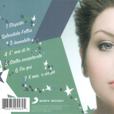 Alessandra Amoroso (Алессандра Аморозо): Stupida