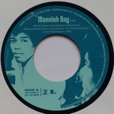 Jimi Hendrix (Джими Хендрикс): Mannish Boy / Trash Man