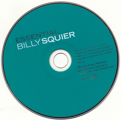 Billy Squier (Билли Сквайер): The Essential