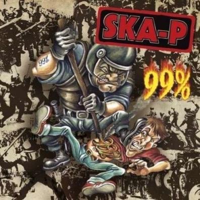 Ska-P (Ска-Пи): 99%
