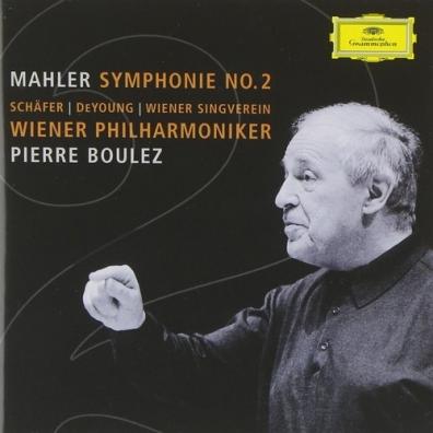 Pierre Boulez (Пьер Булез): Mahler: Symph.2