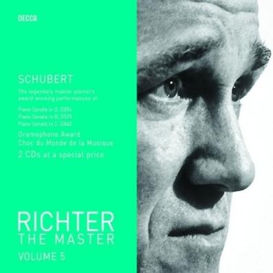 Sviatoslav Richter (Святослав Рихтер): Schubert: Sonatas