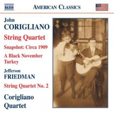 John Corigliano (Джон Корильяно): String Quartet No.2