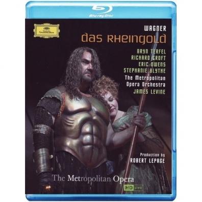 Metropolitan Opera Orchestra (Метрополитен Оперный Оркестр): Wagner: Das Rheingold