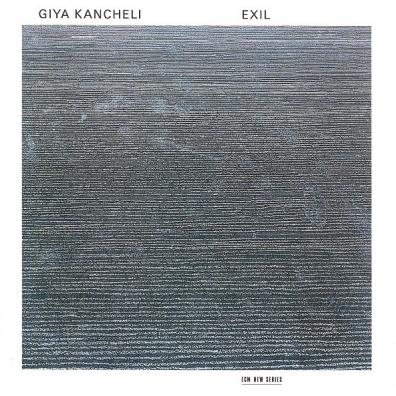 Giya Kancheli: Exil