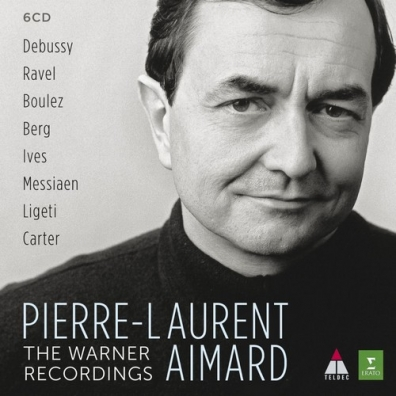 Pierre-Laurent Aimard (Пьер-Лоран Эмар): Complete Warner Recordings