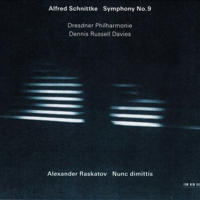 Symphony No.9/Nunc Dimittis