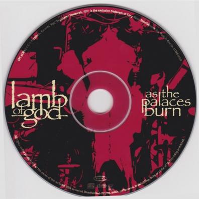 Lamb Of God (Ламб Оф Год): As The Palaces Burn