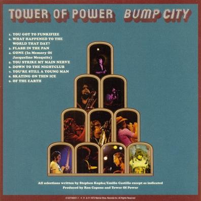 Tower Of Power (Тауэр Оф Пауэр): Original Album Series