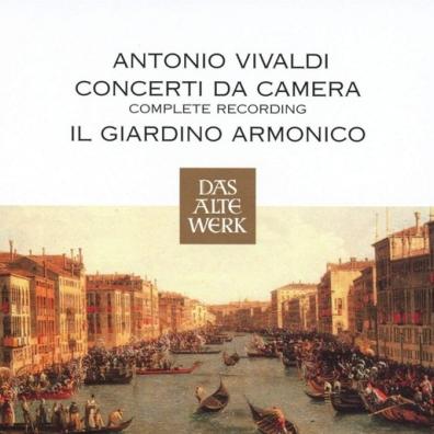 Concerti Da Camera Vol.1-4