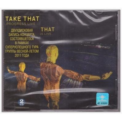 Take That: Progress Live