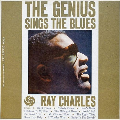 Ray Charles (Рэй Чарльз): The Genius Sings The Blues