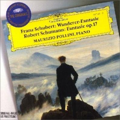 """Maurizio Pollini: Schubert: """"Wanderer-Fantasie"""" / Schumann: Fantasie"""