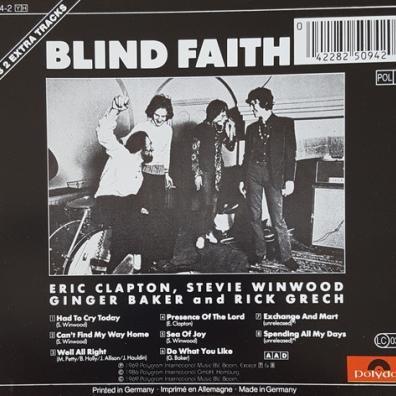 Blind Faith (Блинд Фаитх): Blind Faith