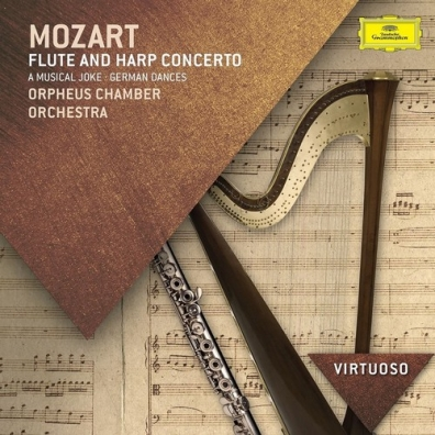Orpheus Chamber Orchestra: Mozart: Flute & Harp Concerto; German Dances
