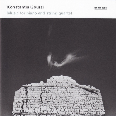 Lorenda Ramou (Лоренда Раму): Konstantia Gourzi: Music For Piano And String Quartet
