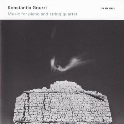 Lorenda Ramou: Konstantia Gourzi: Music For Piano And String Quartet