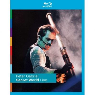 Peter Gabriel (Питер Гэбриэл): Secret World Live