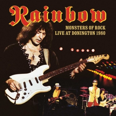 Rainbow (Рейнбоу): Live At Donington 1980