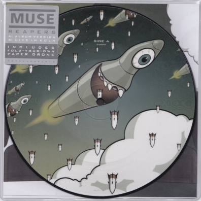 Muse (Мьюз): Reapers