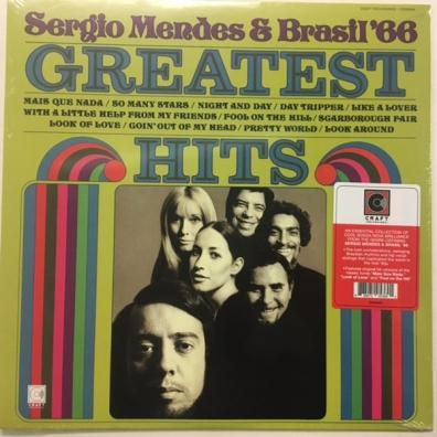 Sergio Mendes (Сержио Мендес): Greatest Hits