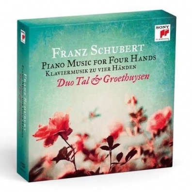 Tal & Groethuysen: Piano Music For Four Hand