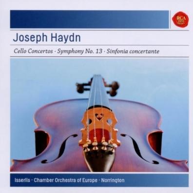 Steven Isserlis (СтивенИссерлис): Cello Concertos No. 1 In C Major
