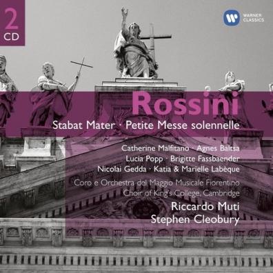 Riccardo Muti (Риккардо Мути): Petite Messe Solenelle; Stabat Mater