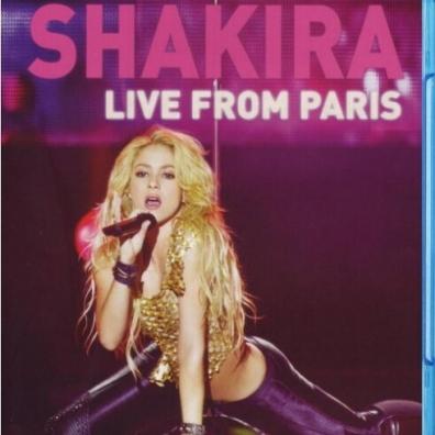 Shakira (Шакира): Live From Paris