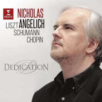 Nicholas Angelich (Николас Ангелич): Dedication