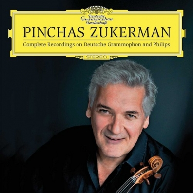 Pinchas Zukerman (Пинхас Цукерман): Complete Recordings On Dg And Philips