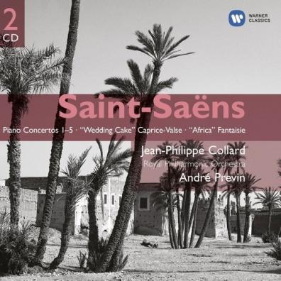 Andre Previn (Андре Превин): Complete Piano Concertos Etc