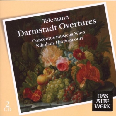 Nikolaus Harnoncourt (Николаус Арнонкур): Darmstadt Overtures