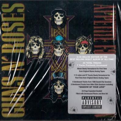 Guns N' Roses: Appetite For Destruction